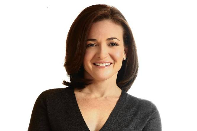 SHERYL SANDBERG | 'To get more women into leadership roles, we have to address our culture's discomfort with female leadership.'
