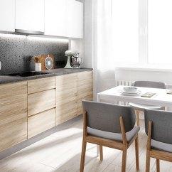 Free Standing Kitchens White Kitchen Faucets 高颜值靠配置 好厨房靠模式常见厨房配置模式您家的属于哪一种 由于餐厅厨房的空间较为宽敞 在某种程度上还具有开敞式厨房的优点 不但能够减少做饭时的压抑感和孤单感 而且不同功能空间区域还可以相互借用