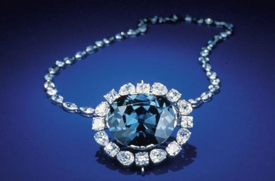 中的「海洋之心」鑽石是真的嗎? - 每日頭條