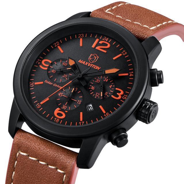 時尚又實用的光能手錶推薦 - 每日頭條