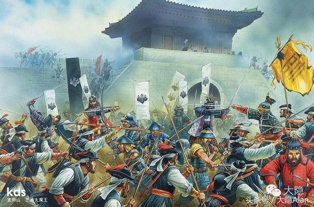 中日萬曆朝鮮戰爭:中日歷史上的第二次交鋒 - 每日頭條