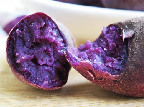 紫薯的功效與作用及禁忌 - 每日頭條