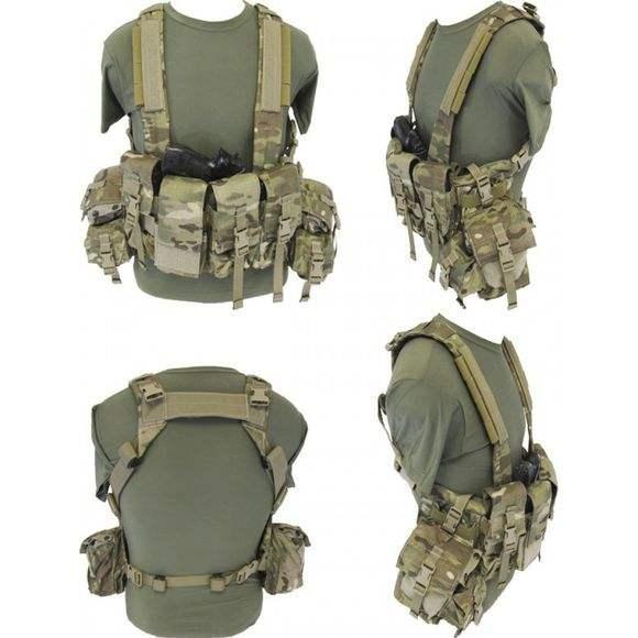 戰術腰封與戰術背心的搭配。電視上只出現了戰術背心與戰術腰帶 - 每日頭條