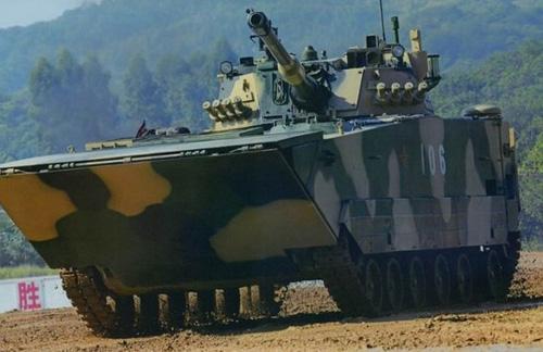 中國戰車性能世界第一,水上速度最快,火力最強大。 - 每日頭條