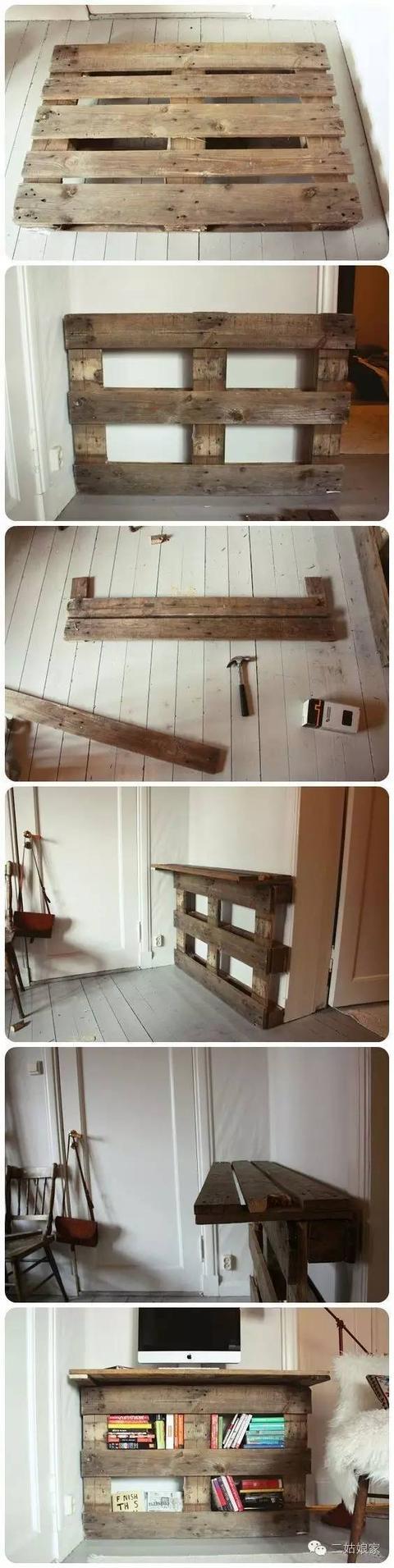 別再花錢買家具了。床、沙發、書桌、電視櫃一塊木板全搞定! - 每日頭條