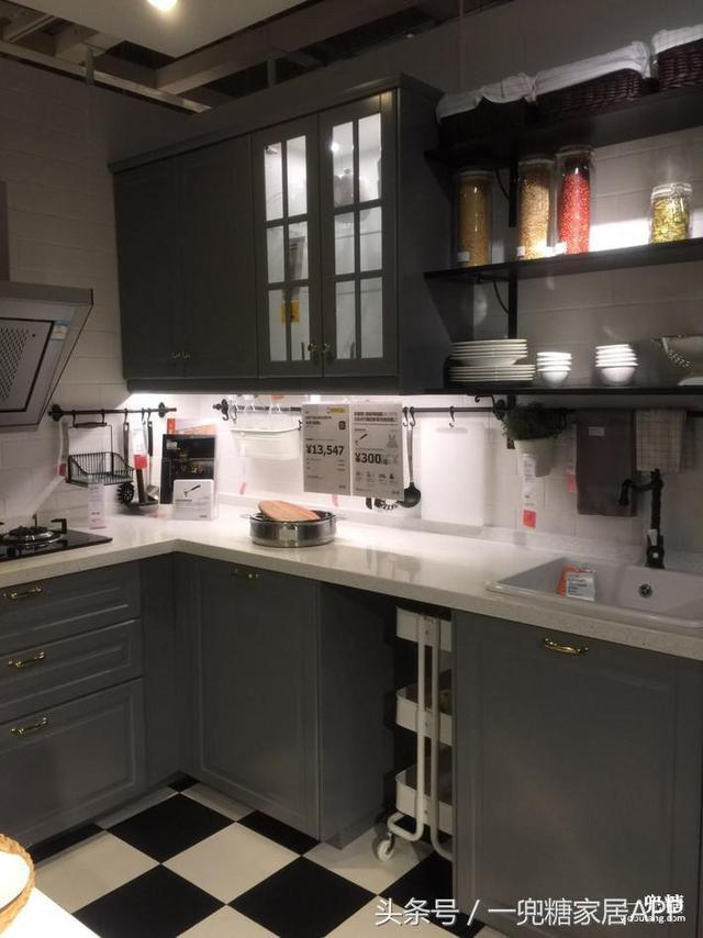 ikea kitchen counter barn sink 厨房台面宜家台面橱柜设计 www thetupian com 套路知乎宜家台面橱柜设计jpg 640x854