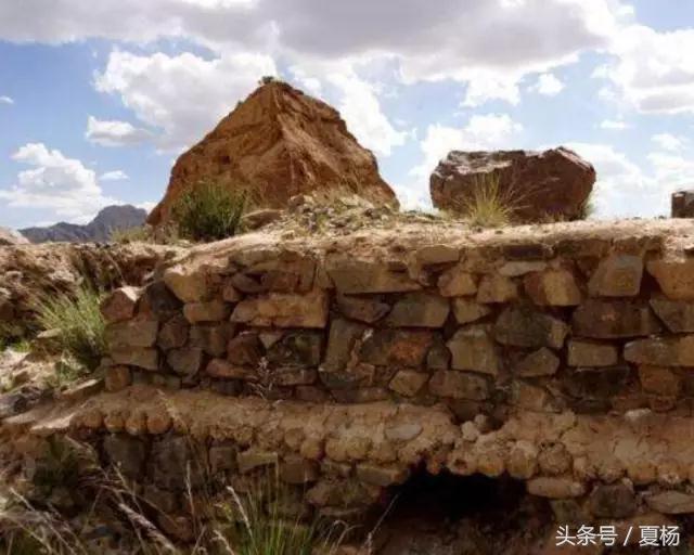 唐代古墓「血渭一號」為何被稱為「九層妖塔」? - 每日頭條
