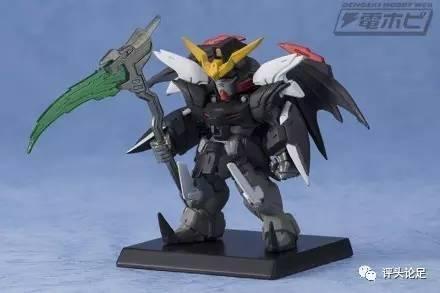 《機動戰士Z高達》決戰機體群再現!「FW GUNDAM CONVERGE 07」登場! - 每日頭條