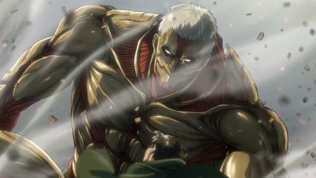 《進擊的巨人》超大型巨人和鎧之巨人身份揭曉! - 每日頭條