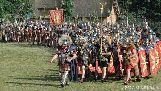古羅馬共和國,帝國時期義務兵制的軍團建制以及兵種分工 - 每日頭條