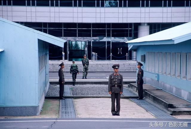 朝鮮停戰協定在此簽字,板門店揚名於世,如今成為熱門旅遊景點? - 每日頭條