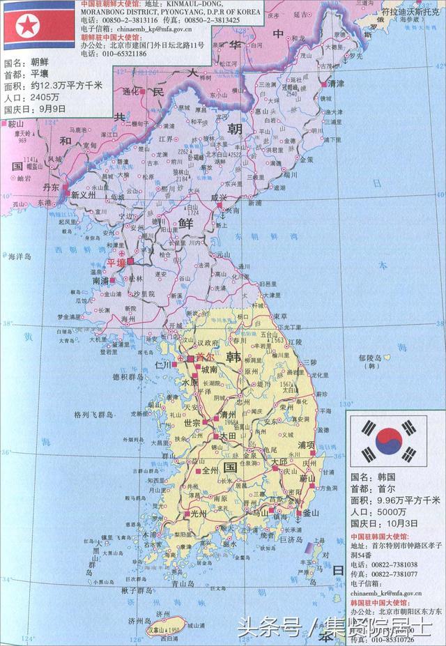 看地圖說:漢四郡唐安東熊津雞林。都包括今天朝鮮半島哪些地方? - 每日頭條