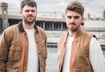 """The Chainsmokers """"Push My Luck"""" (Live from World War Joy Tour)"""