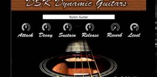DSK Dynamic Guitars Free VST Plugin Download siachenstudios.com