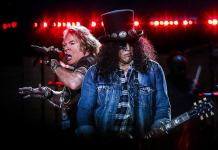 Guns N' Roses Reveals London show on 2020 European stadium tour