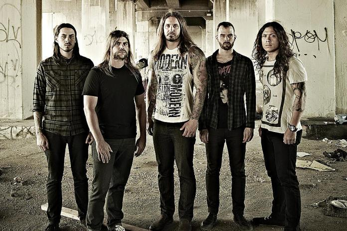 'As I Lay Dying' Announces Debut Gig Tour 2020 In India