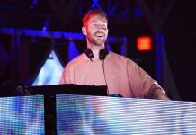 Calvin Harris Releases Two New Tracks 'Hypnagogic' & 'CP-1' From His New Project 'Love Regenerator'