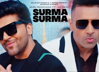 Guru Randhawa Releases New Song 'SURMA SURMA' Ft. Jay Sean