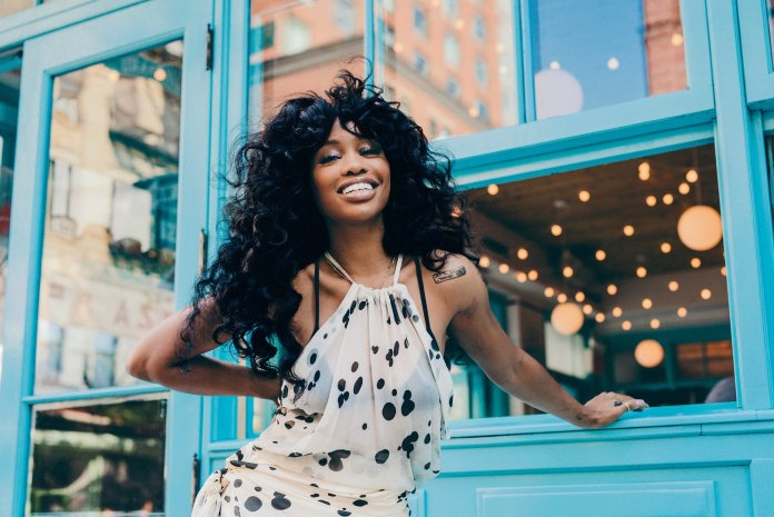 American singer SZA will Never Do Photo Shoots Again