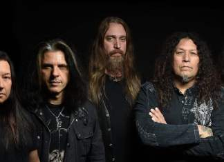 Testament 'Children Of The Next Level' Official Visualizer Video Out New