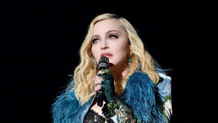 Madonna Says About COVID-19 'the Great Equalizer' in Bathtub Rant