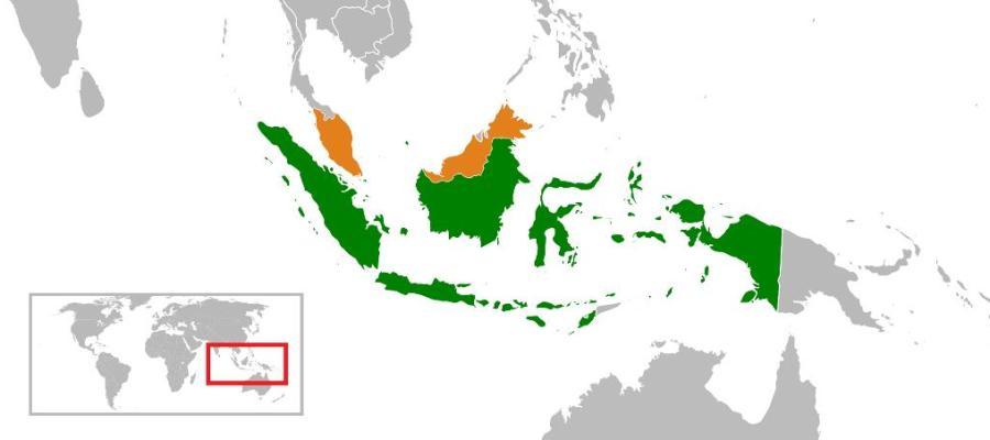 مقارنة بين إندونيسيا وماليزيا