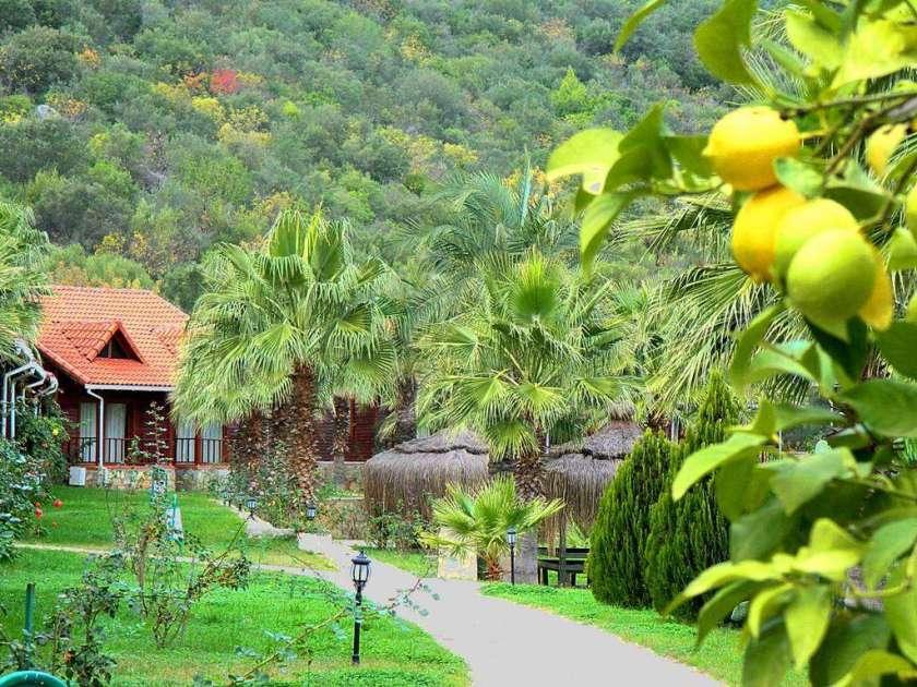 أدراسان من أجمل القرى في تركيا