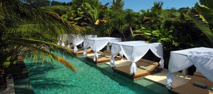 أفخم الفنادق في جزيرة بالي بالصور