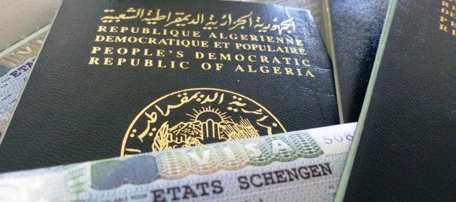 الدول بدون تأشيرة للجزائريين