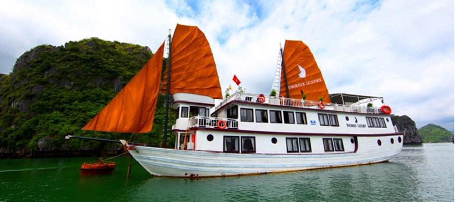 خليج هالونج باي في فيتنام