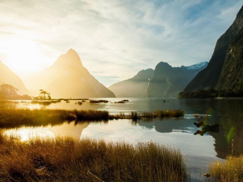 نيوزيلاند - دول سياحية رائعة حول العالم