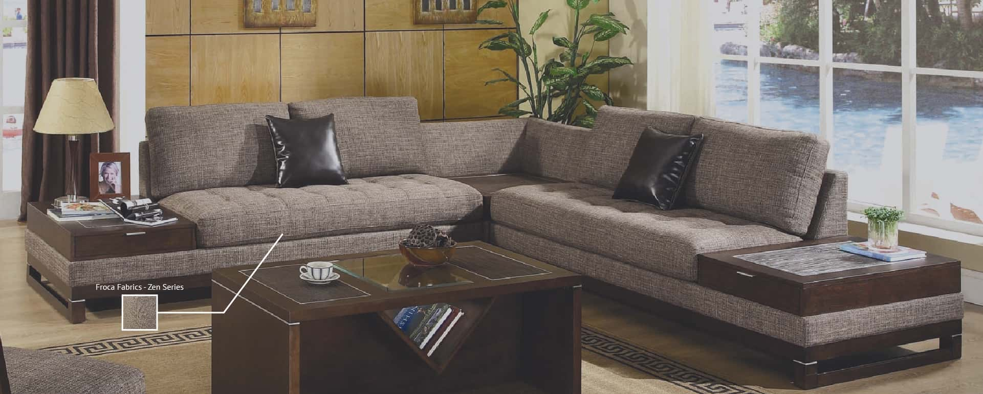 fabric sofa cover malaysia corner uk delivery top and leather supplier siah