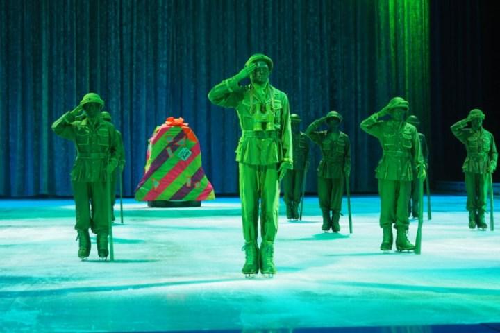 Legetøjssoldater - Disney On Ice