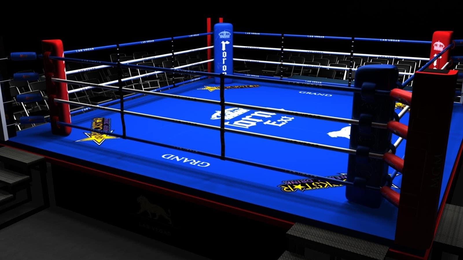 Boxing Ring Wallpaper Hd Ring De Boxeo Medidas Y Todo Lo Que Desconoce De 233 L