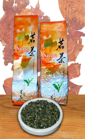 Doi Mae Salong 4- Seasons Oolong Tee