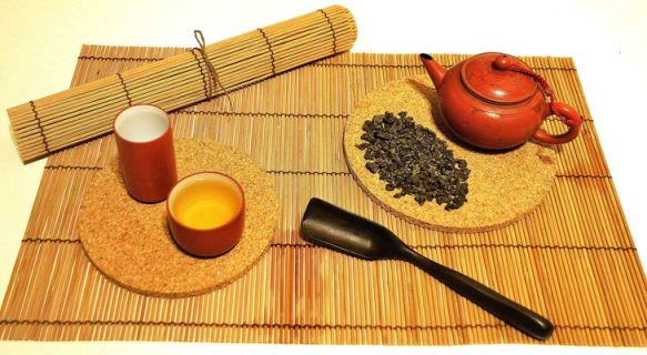 """Oriental Beauty Oolong Tee (""""Dong Fang Mei Ren"""") aus Nordthailand"""