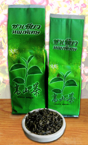 DMS Bai Yai Assamica Grüner Tee