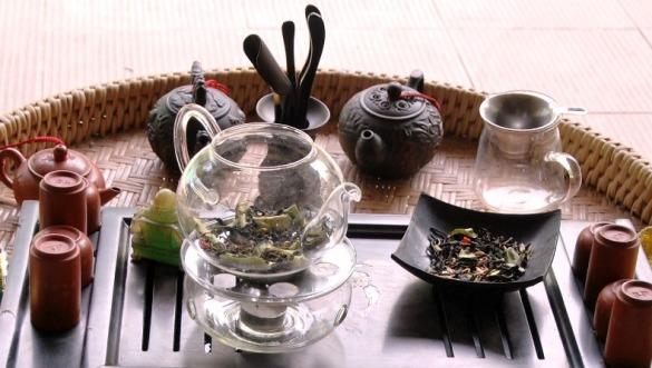 Siam Blend Schwarze Thai-Teemischung mit thailändischen Kräutern