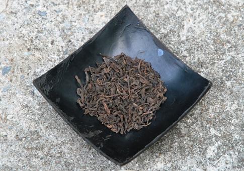Fermentierter Lincang Pu Erh Tee, loose Blätter