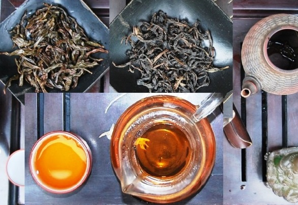 High Mountain Big Red Robe (Da Hong Pao)_WS-D1_Presentation
