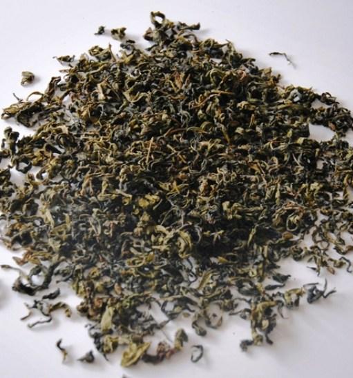 DMS Bai Yai Assamica Grüner Tee, lose Blätter, Doi Mae Salong
