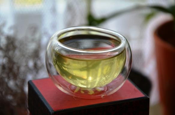 Kabusecha Diamond Leaf Japanischer Kabuse Sencha Tee