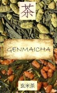 Genmaicha Tee