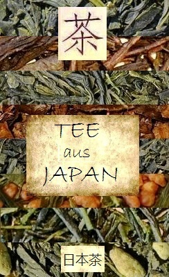 Grüner Tee und andere Tees aus Japan im Siam Tee Shop