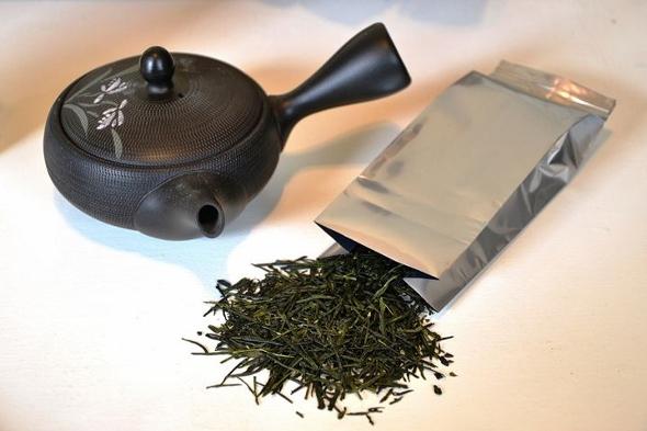 Fresh Shincha tea from our Kagoshima producer partner's early spring Shincha harves