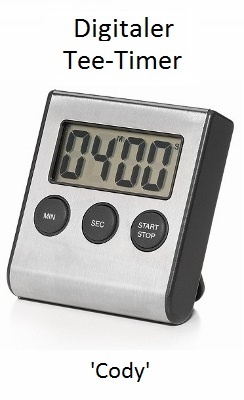 Tea Timer 'Cody' - Digitale Tee-Uhr