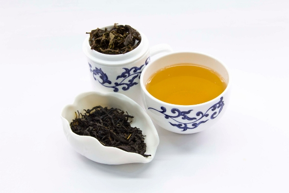Doke Black Fusion Schwarzer Tee, Bihar, Indien