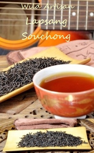 Artisan Lapsang Souchong aus Wildpflückung, Wuyi-Gebirge