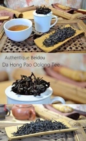 Authentischer Beidou Da Hong Pao Oolong Tee von der 1. Ablegergeneration der Mutterbüsche; von Cindy Chen, Zhengyan, Wuyishan