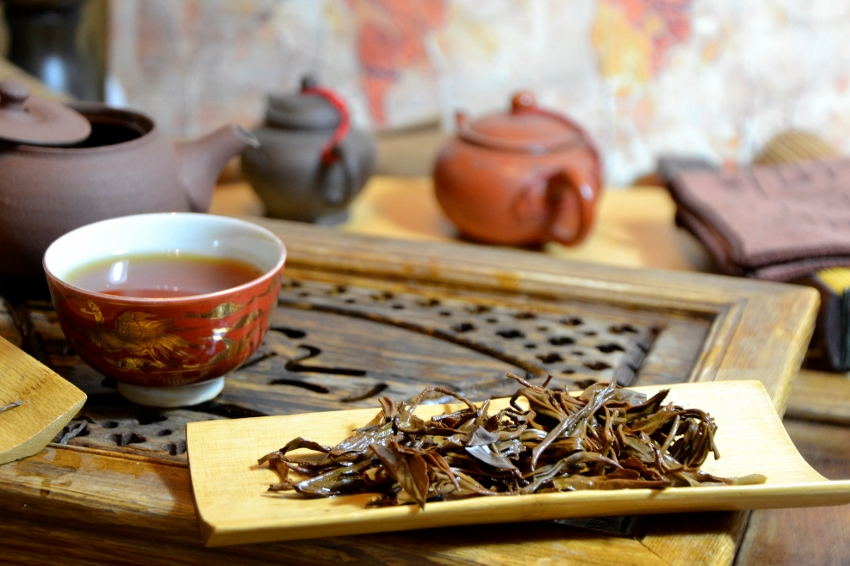 Royal Tippy black tea from Latumoni tea garden's spring picking
